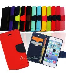 Apple iPhone 4s Mercury Diary Wallet Flip Case Cover