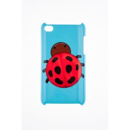 Ladybug Case Cover On Your iPod4