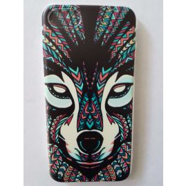 Wolf Tribal Case for iPhone 7
